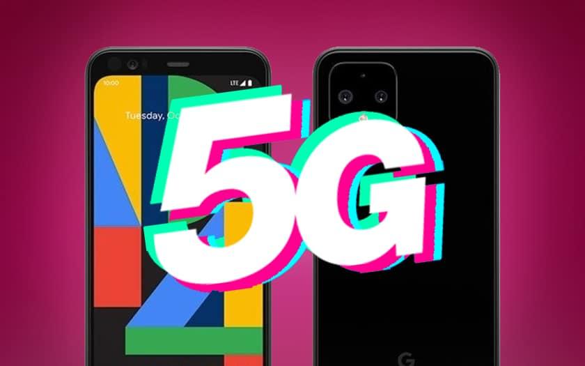 Le Pixel 4 serait lancé en version 5G