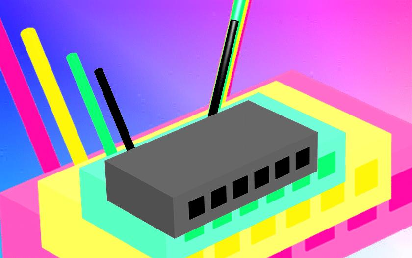 Portée routeur wifi augmentée par une mise à jour