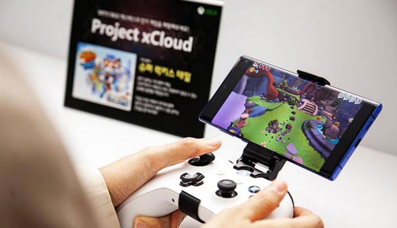 Project xCloud disponible sur Android
