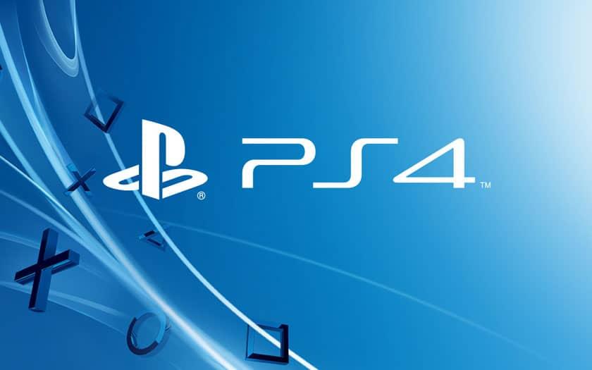 PS4 mise à jour