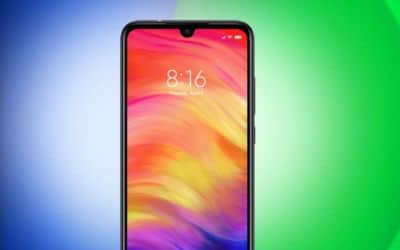 redmi note 7 mise jour android 10 miui11