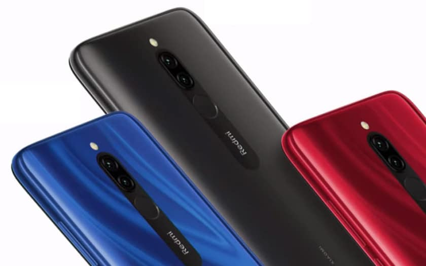 redmi8 xiaomi officiel