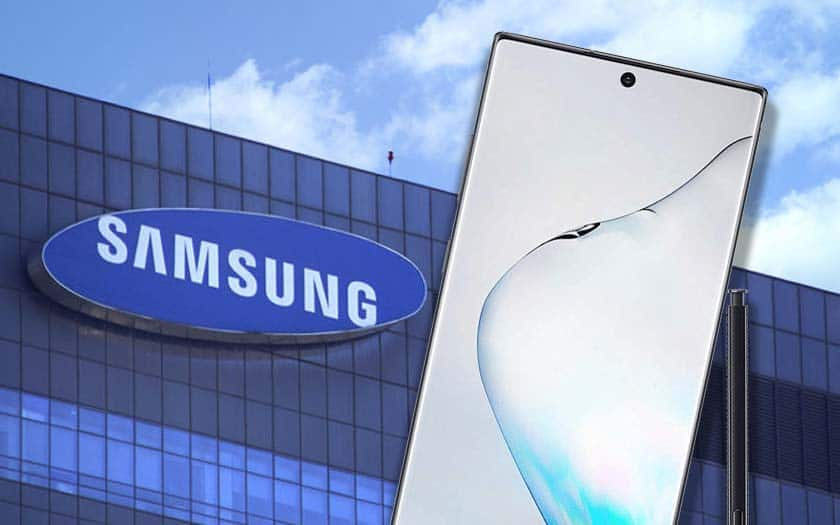 samsung r%C3%A9sultats troisi%C3%A8me trimestre 2019 galaxy note 10 - Samsung announces a 52% fall in profits despite the success of Galaxy Note 10 - Phonandroid