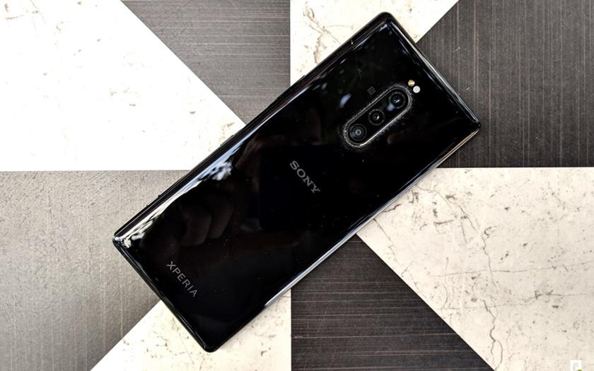 Le Sony Xperia 1