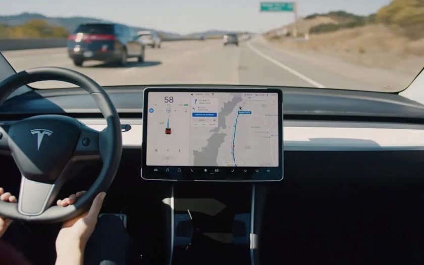 Tesla : le prix de l'Autopilot va encore augmenter