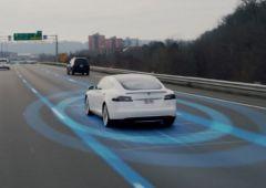 tesla conduite autonome