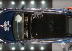 tesla model 3 crash test officiel vidéo