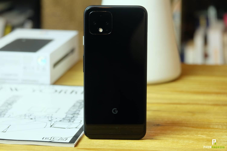 test google pixel 4 prix