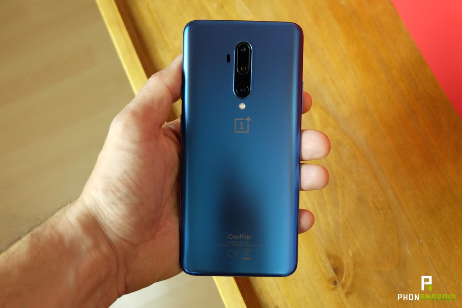 test oneplus 7t pro performances