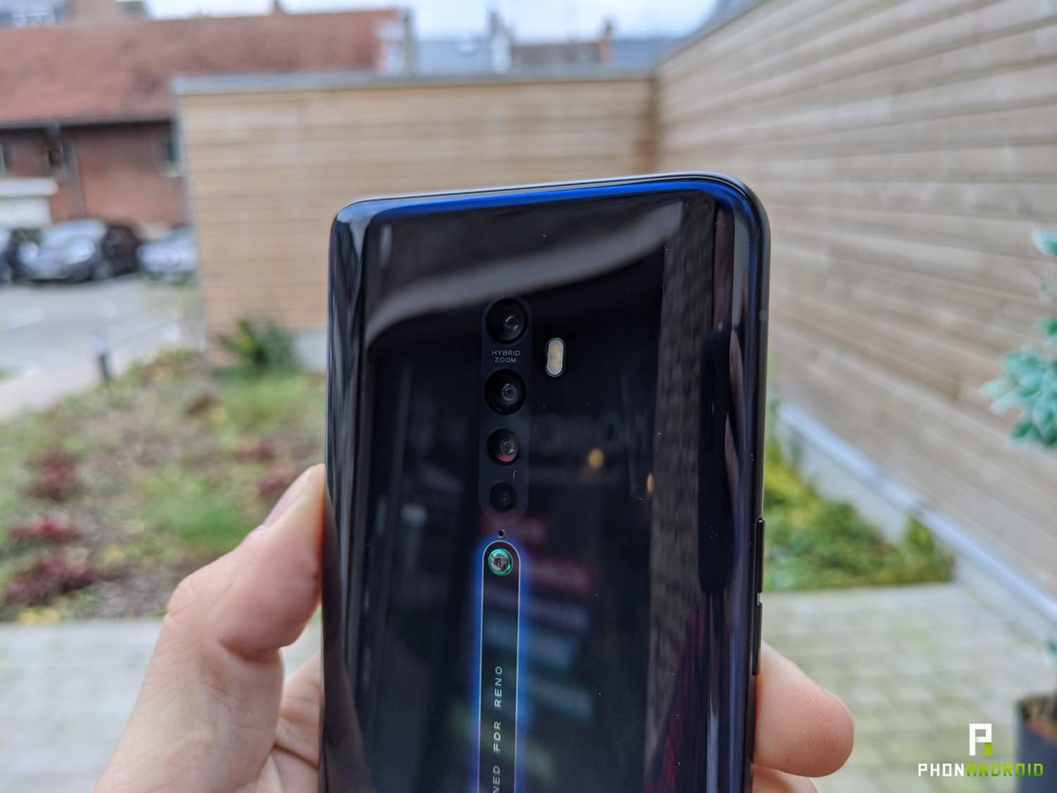 test oppo reno 2 qualite photo