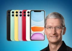 tim cook iphone 11 prix