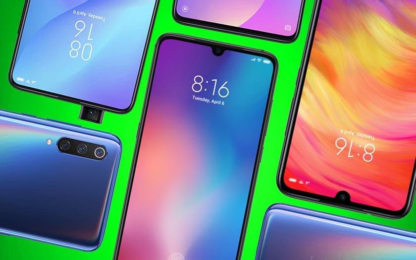 xiaomi lancer 10 smartphones 5g 2020