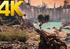 jeu video 4K