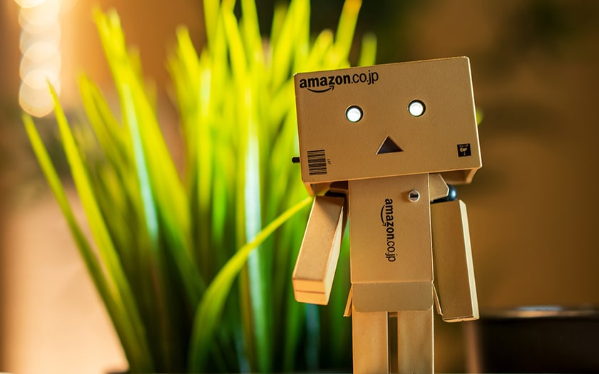 Amazon Boites Personnage
