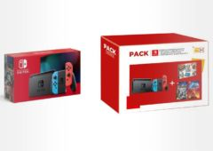 Black Friday Nintendo Switch console seule ou pack