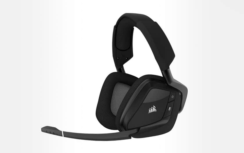 Casque gamer Corsair Void Pro RGB Wireless Dolby 7.1