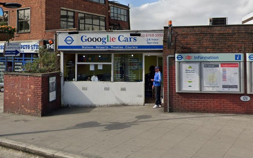 Goooglie Cars