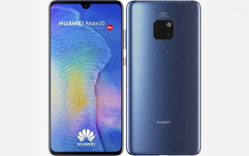 Black Friday Huawei Mate 20