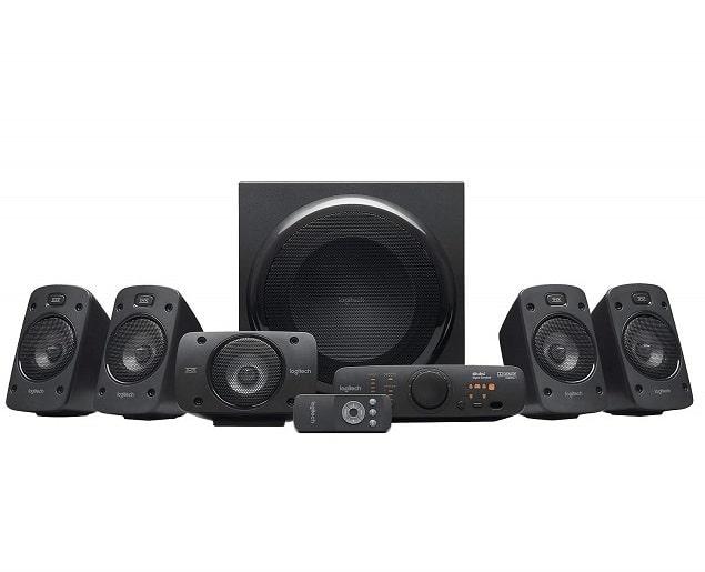 Black Friday système audio Logitech Z906