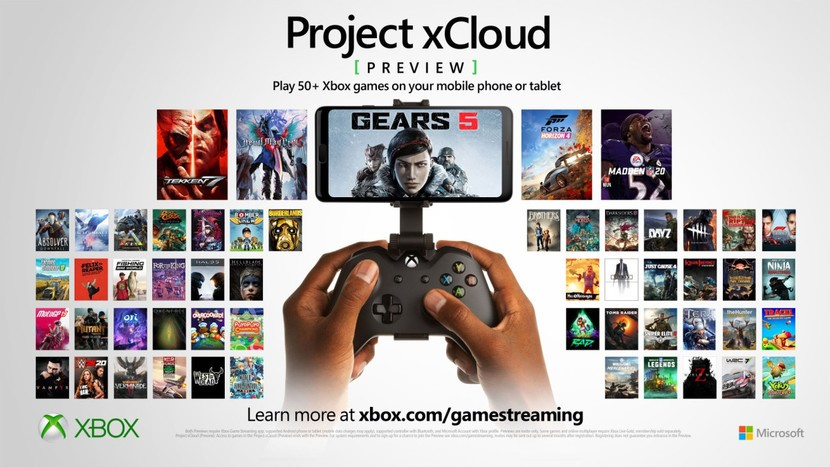 Xbox Project xCloud Microsoft