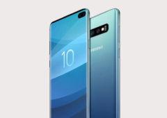 Samsung Galaxy S10 plus lite