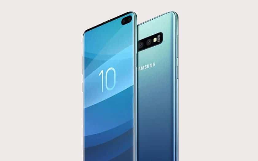Le design du Galaxy S10 Lite devrait s'inspirer du S10+