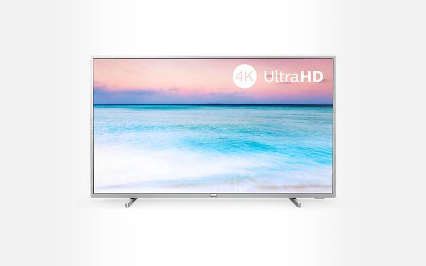 Philips 4K LED TV 43PUS6554 / 12