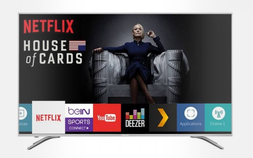 smart tv led 55 hisense h55a6500 uhd 4k en promo 379