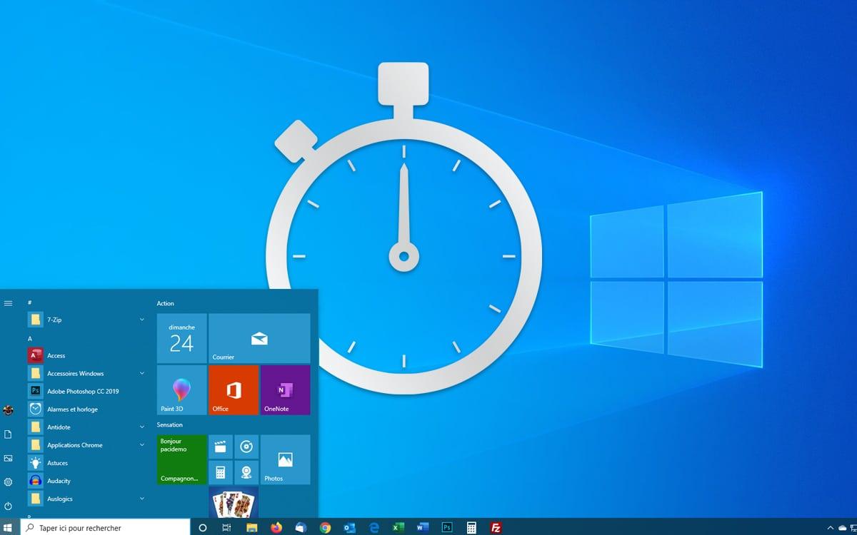 Windows 10 lent comment accelerer demarrage