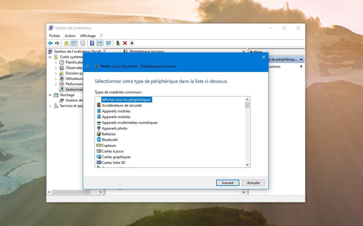 Windows 10 Mise A jour Pilotes 07