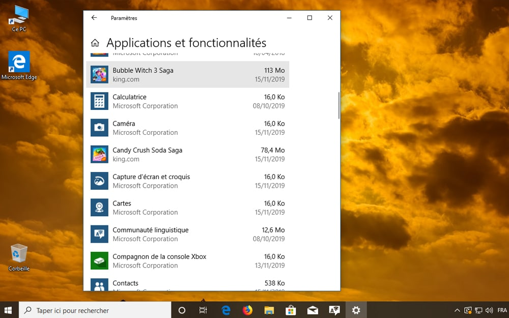 Comment Nettoyer Windows 10