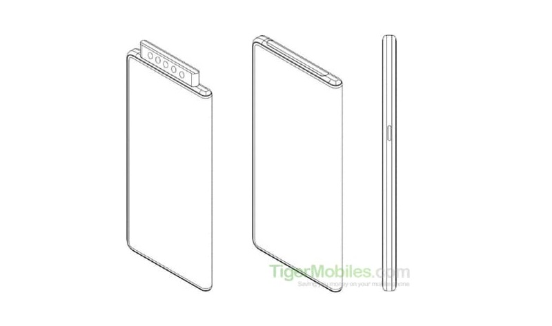 Xiaomi smartphone pliable 1 - Xiaomi is preparing a foldable smartphone with 5 pop-up sensors - Phonandroid