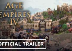 age of empire 4 bande annonce gameplay