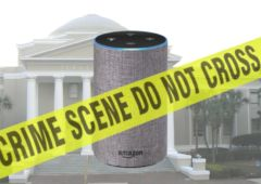 amazon echo crime