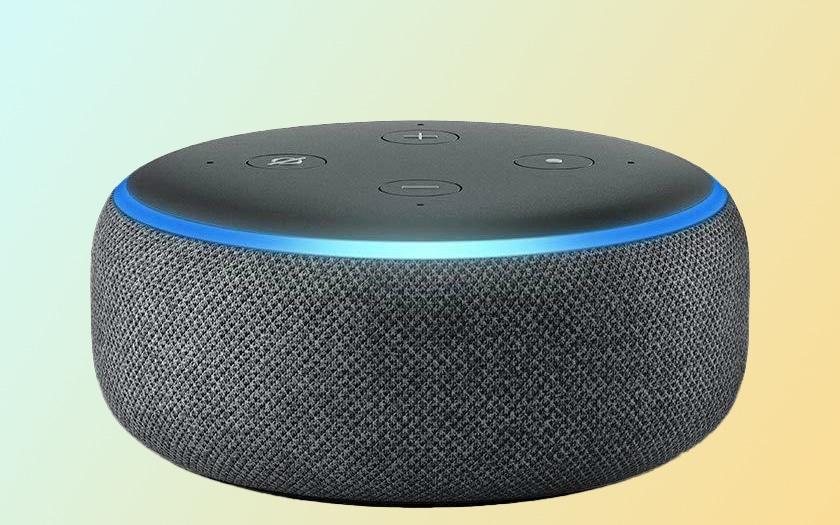 Amazon Echo émotions