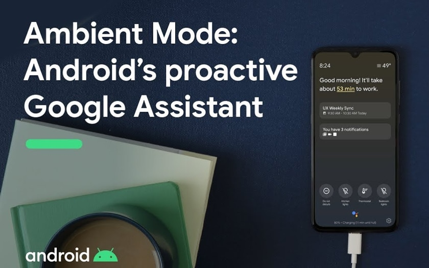 ambient mode video