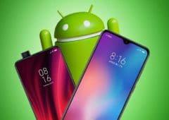 android 10 xiaomi déploie miui 11 mi9 mi9tpro mi9se