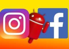 android instagram facebook truffées failles sécurité