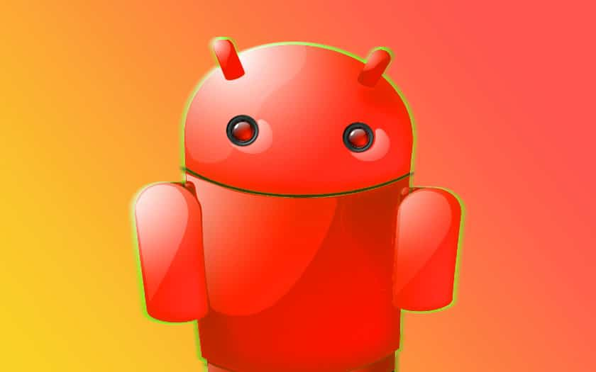 android malware ginp piller compte banque victimes
