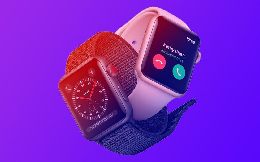Apple Watch : la firme y mettrait un capteur Touch ID et déplacerait les antennes dans le bracelet