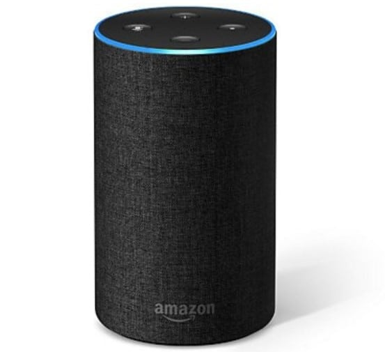 Assistant vocal Amazon Echo 2ème génération