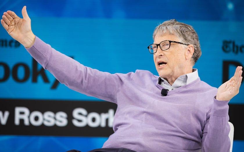 Bill Gates évoque la défaite de Windows Mobile face à Android