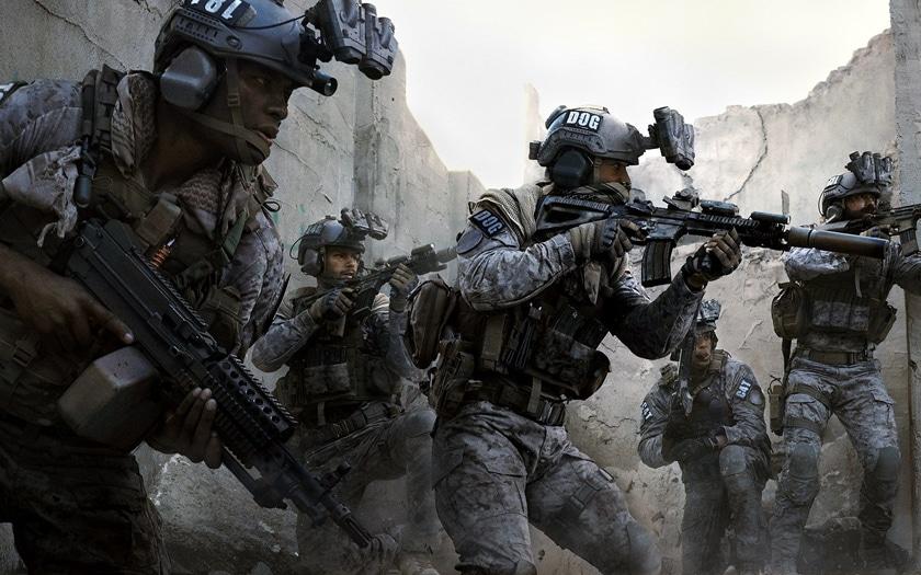 hommes armés jeu vidéo