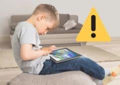 danger ecran cerveau enfant