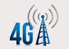 deploiement 4g free mobile sfr bouygues