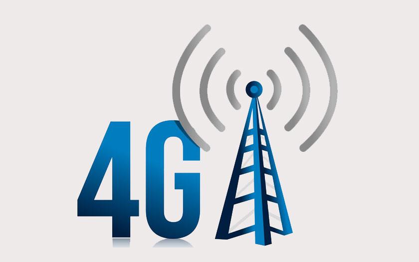 Déploiement 4G en France