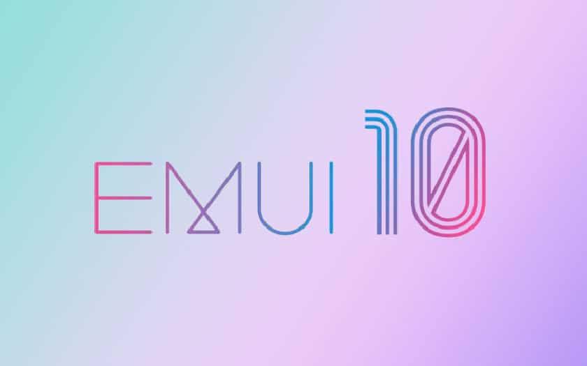 emui 10 huawei déjà installé 1 million smartphones