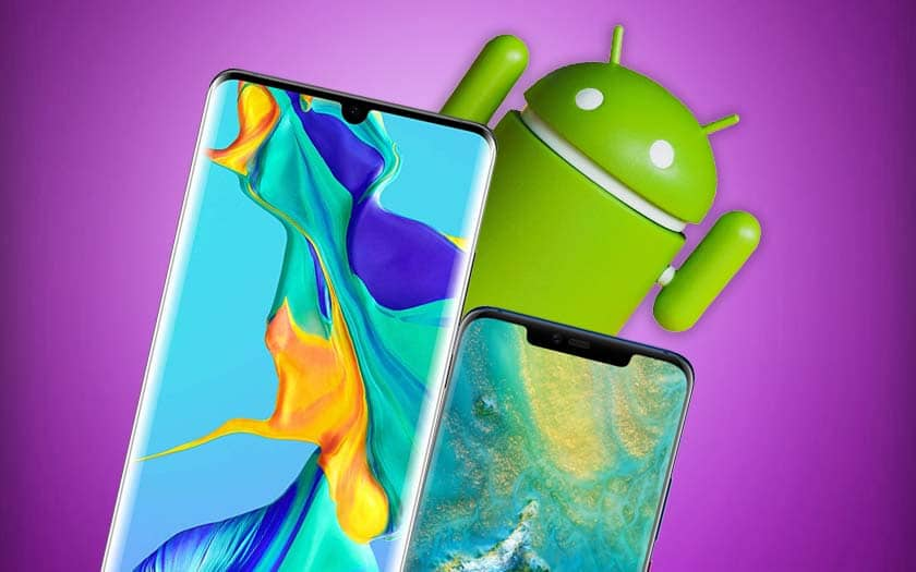 emui 10 huawei mise jour android 10 p30 mate 20