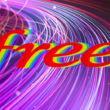 Free fibre optique FTTH