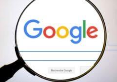 google accuse truquer résultats moteur recherche